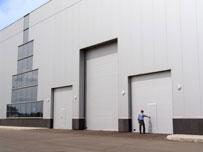 Промышленные ворота – залог надежности и сохранности вашего объекта