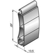 Профиль для защитной жалюзи роллеты AER 55 (S)