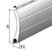 Профиль для защитной жалюзи роллеты AR 39 (N)