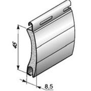 Профиль для роллеты AR 45 (N)